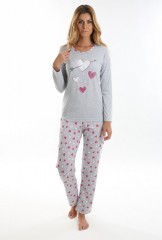 d2981d3f5 Dámske pyžamo AMORE | EVONA