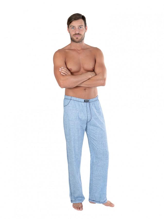 caf917e18bee Pánske pyžamové nohavice P JEANS svetlé