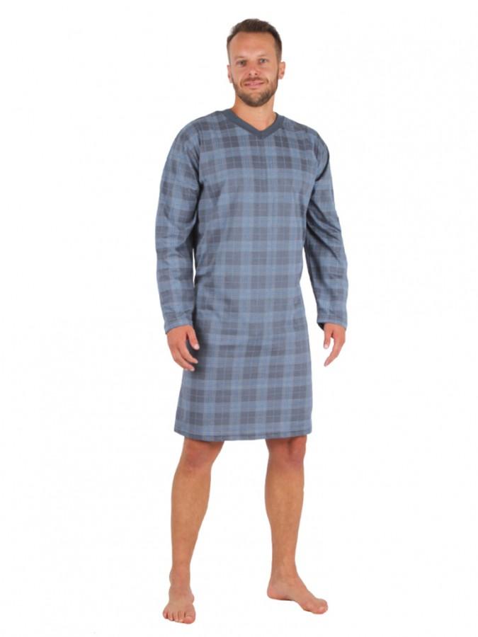 6f1ac108ba79 Pánska nočná košeľa SIMIR