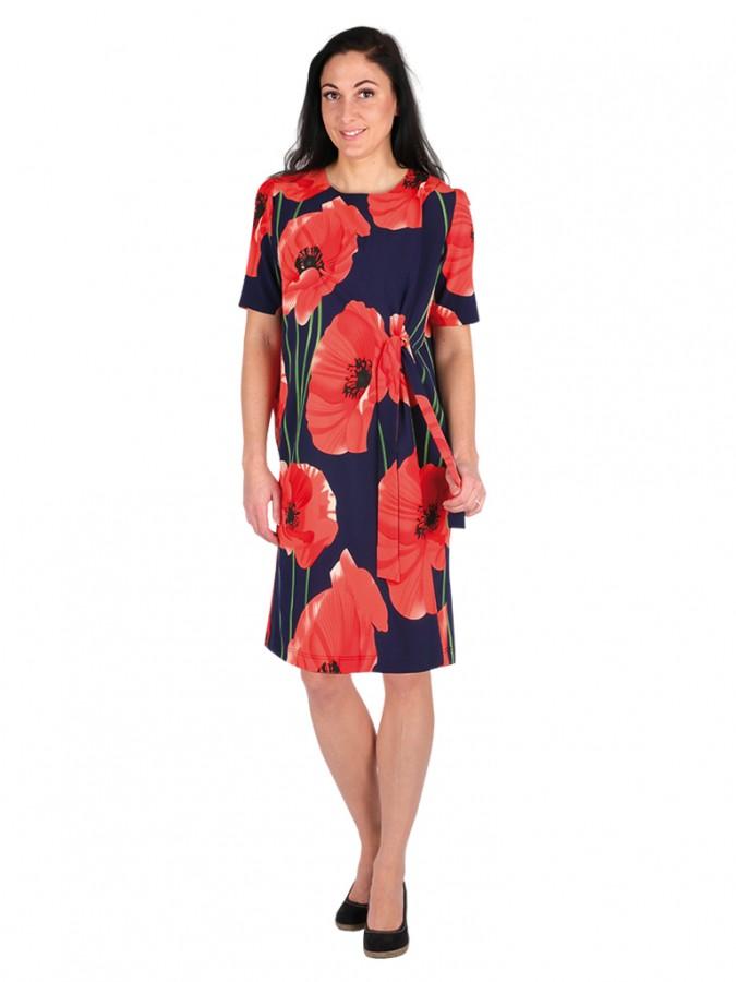 9b6efd5c3 Dámske krátke šaty s vlčími maky MAKO | EVONA